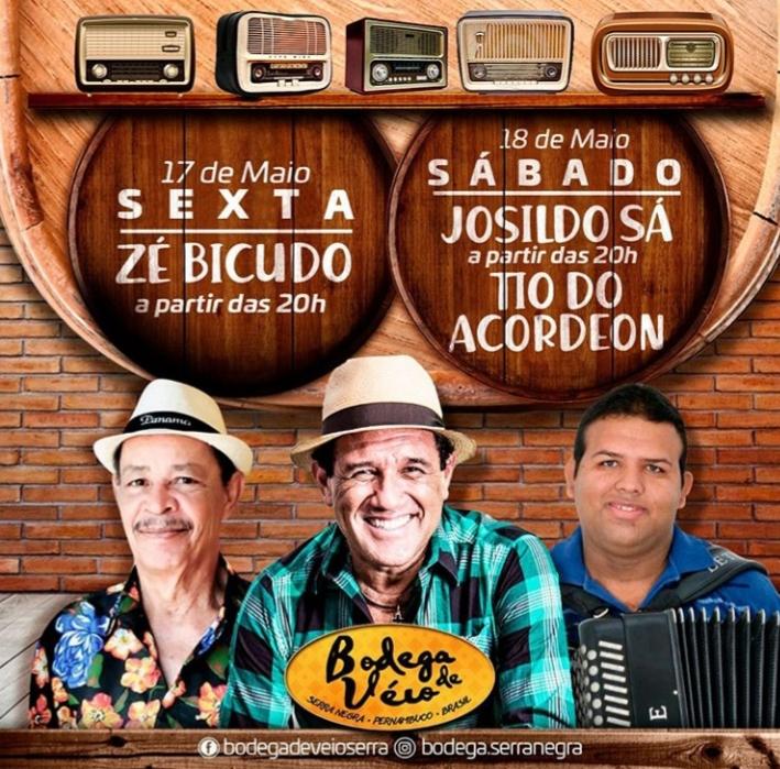 PROGRAME-SE:A sua agenda cultural em Bezerros neste final de semana